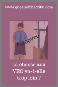 chasse aux VEO