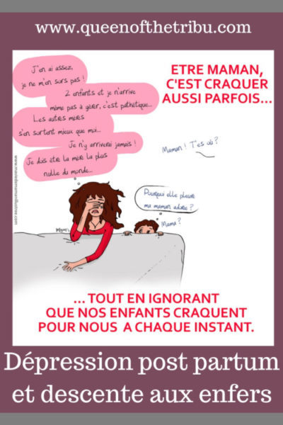 dépression post partum