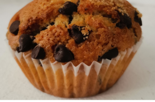 muffins moelleux chocolat